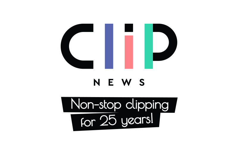 Clip News celebrates 25 years of operation and presents its new identity