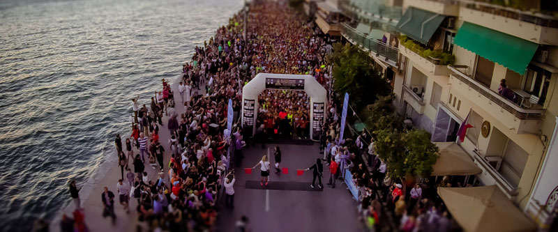 Clip News among the media sponsors of the 6th International Thessaloniki Night Half Marathon