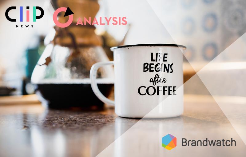 Clip News Analysis: Το αποτύπωμα έξι εταιρειών καφέ στο online περιβάλλον